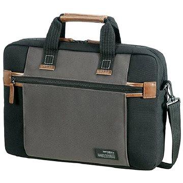 Samsonite SIDEWAYS LAPTOP BAG 15.6 BLACK/GREY (22N*19004)