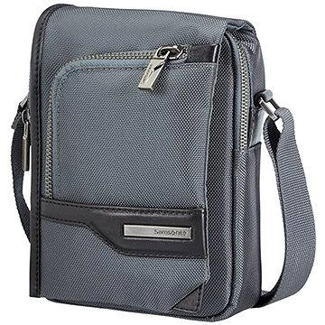 Samsonite GT Supreme Tablet Crossover 7.9+ Flap Grey Black (16D08001)