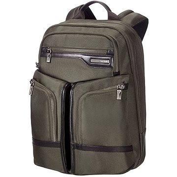 Samsonite GT Supreme Laptop Backpack 15.6 Dark Olive/ Black (16D14007)