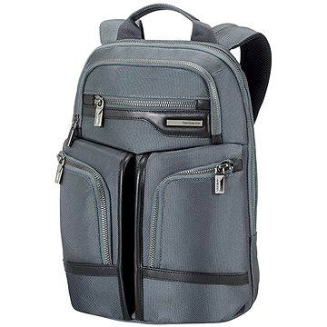 Samsonite GT Supreme Laptop Backpack 14.1 Grey Black (16D08006)