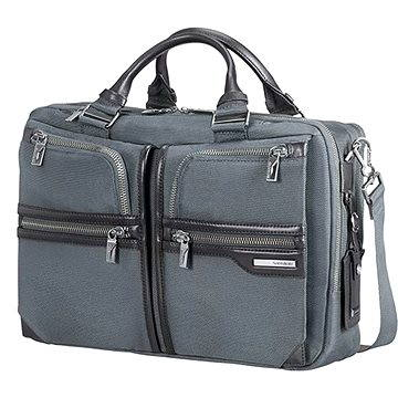 Samsonite GT Supreme Bailhandle 2C 15.6 EXP Grey Black (16D08005)