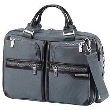Samsonite GT Supreme Bailhandle 15.6 EXP Grey Black (16D08004)
