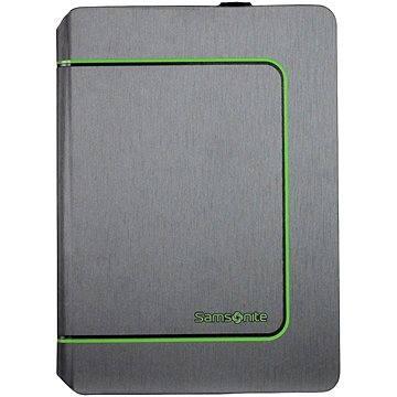 Samsonite Tabzone Galaxy 4 TAB ColorFrame 8 šedo-zelené (38U18028)