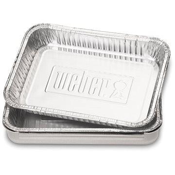 WEBER Hliníkové misky, malé, 10 ks (6415)