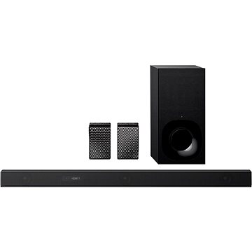 Soundbar Sony HT-ZF9 + Reproduktory Sony SAZ9R