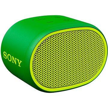 Sony SRS-XB01 zelená (SRSXB01G.CE7)
