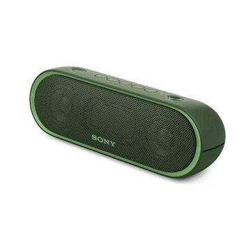 Sony SRS-XB20, zelená (SRSXB20G.CE7)