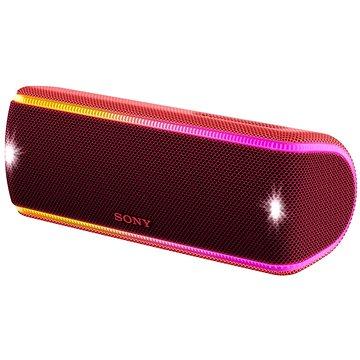 Sony SRS-XB31, červená (SRSXB31R.CE7)