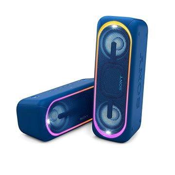 Sony SRS-XB40, modrá (SRSXB40L.EU8)