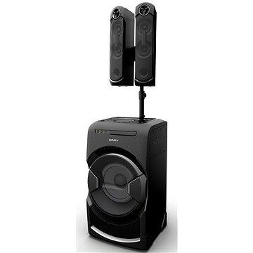Sony MHC-GT4D (MHCGT4D.CEL)