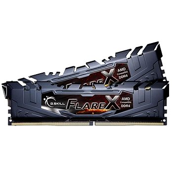 G.SKILL 16GB KIT DDR4 3200MHz CL14 Flare X for AMD (F4-3200C14D-16GFX)
