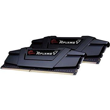 G.SKILL 8GB KIT DDR4 3200MHz CL16 RipjawsV (F4-3200C16D-8GVK)