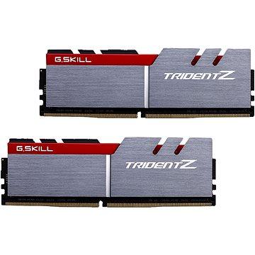 G.SKILL 16GB KIT DDR4 3600MHz CL16 Trident Z (F4-3600C16D-16GTZ)