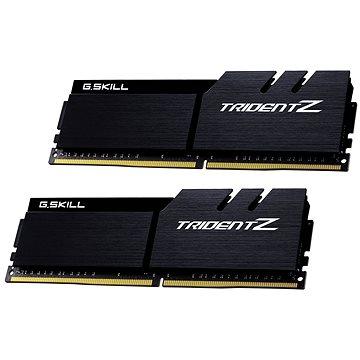 G.SKILL 16GB KIT DDR4 4400MHz CL19 Trident Z (F4-4400C19D-16GTZKK)