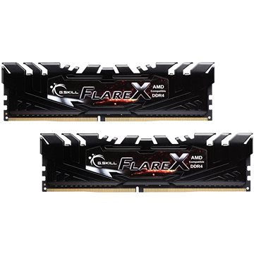 G.SKILL 16GB KIT DDR4 2933MHz CL16 Flare X for AMD (F4-2933C16D-16GFX)