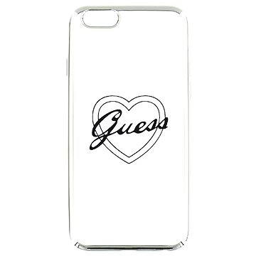 Guess Signature Heart Silver (3700740378878)