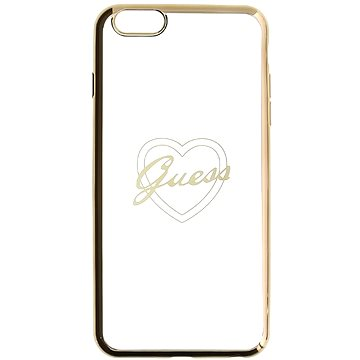 Guess Signature Heart Gold (3700740372739)