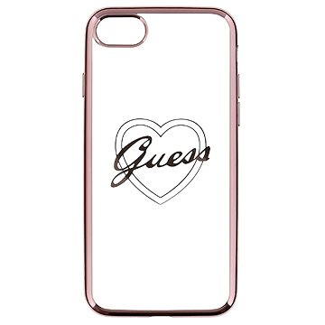 Guess Heart Rose Gold (3700740386552)