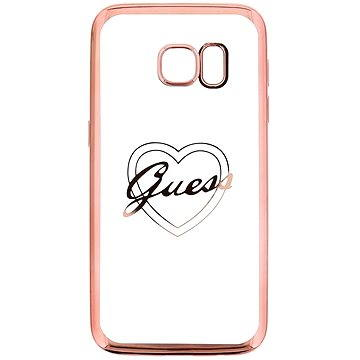 Guess Heart Rose Gold (3700740376713)