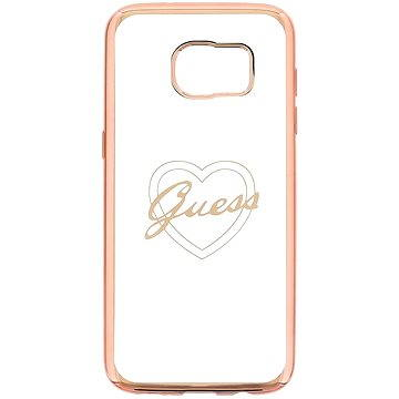 Guess Heart Rose Gold (3700740376720)
