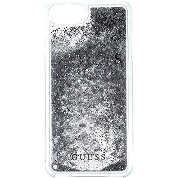 Guess Liquid Glitter Silver (3700740398197)