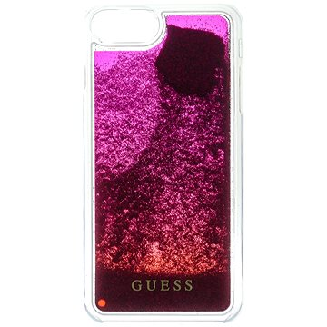 Guess Liquid Glitter Degrade Pink (3700740398227)