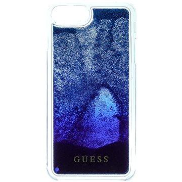 Guess Liquid Glitter Degrade Blue (3700740398203)