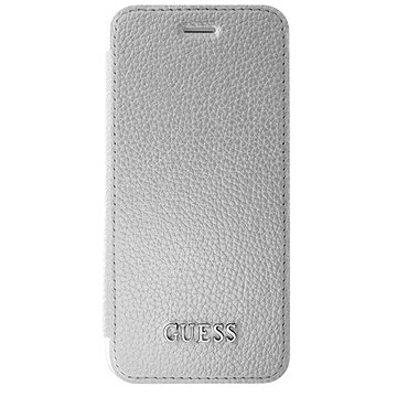 Guess IriDescent Book Silver pro Apple iPhone 7 Plus (3700740397794)
