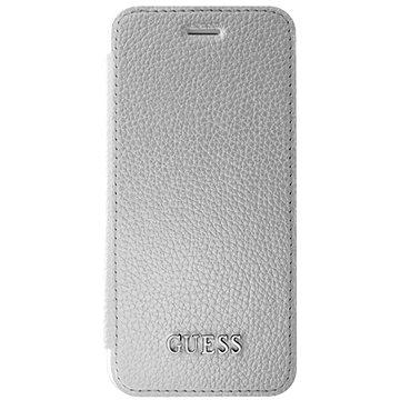 Guess IriDescent Book Silver pro Apple iPhone 7 (3700740397787)