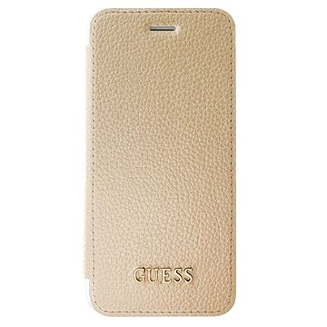 Guess IriDescent Book Gold pro Apple iPhone 7 Plus (3700740397732)