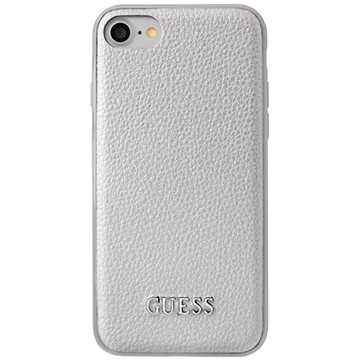 Guess IriDescent Silver, TPU (3700740397749)