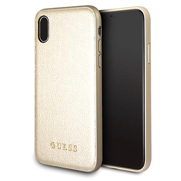 Guess Iridescent pro Apple iPhone X Gold (3700740407790)
