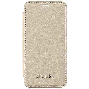 Guess Iridescent Book pro Apple iPhone X Gold (3700740407806)