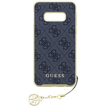 Guess Charms Hard Case 4G Grey pro Samsung G970 Galaxy S10e (3700740448267)
