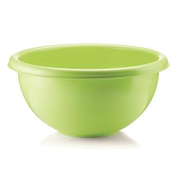 forme casa Plastová mísa na salát 34cm zelená (8603184)