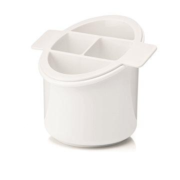 forme casa Odkapávač na příbory plastový bílý (1345611)