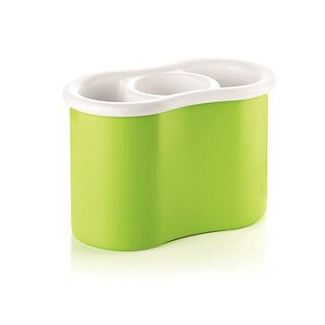 forme casa Odkapávač na příbory plastový zelený (23205384)
