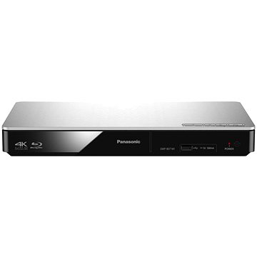 Panasonic DMP-BDT181EG stříbrný