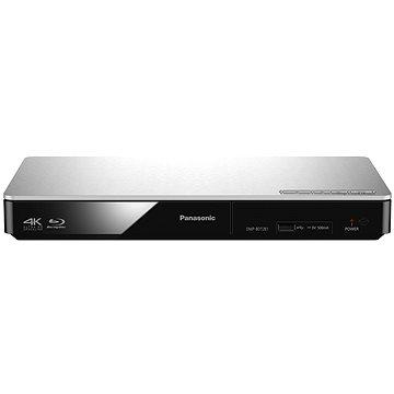 Panasonic DMP-BDT281EG stříbrný