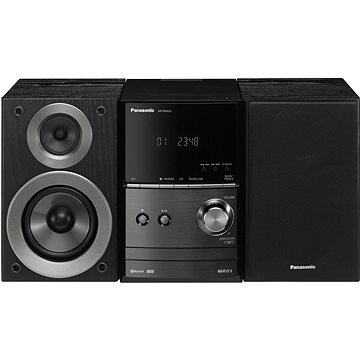 Panasonic SC-PM600EG-K černý (SC-PM600EG-K)
