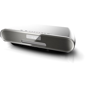 Panasonic SC-RS52EG-S stříbrný (SC-RS52EG-S)