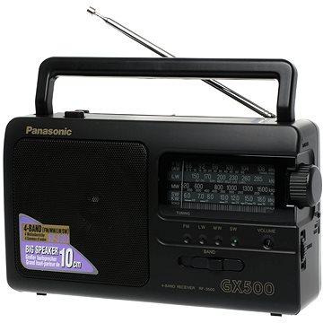 Panasonic RF-3500E9-K černá