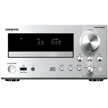 ONKYO CR-N755 stříbrný (CR-N755/s)