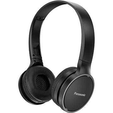 Panasonic RP-HF400B černá (RP-HF400BE-K)