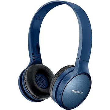 Panasonic RP-HF410 modrá (RP-HF410BE-A)
