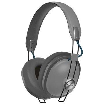 Panasonic RP-HTX80B šedá (RP-HTX80BE-H)