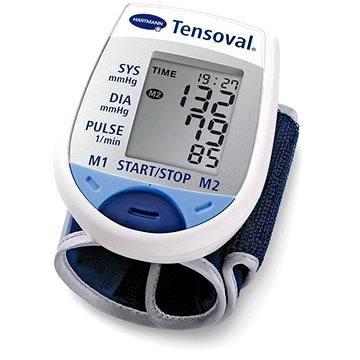Hartmann Tensoval mobil zápěstní tlakoměr (900 103/0)