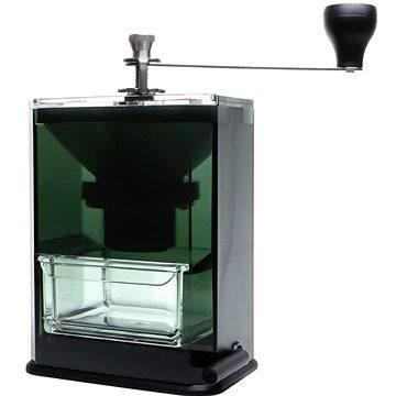 Hario Clear průhledný mlýnek na kávu (HRMXR-2TB)