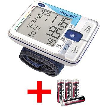 Hartmann Veroval zápěstní digitální tlakoměr (9253240)