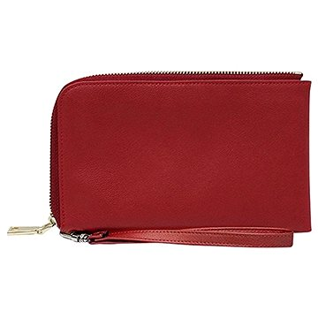Hbutler Mightypurse Spark Wristlet Red (SP504)